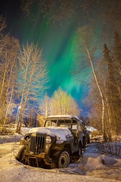 Old Jeep Aurora