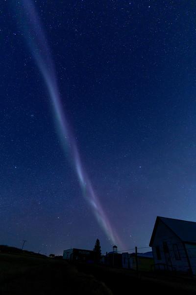Northern Lights Steve