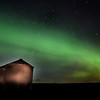 Northern Lights Saskatchewan Canada