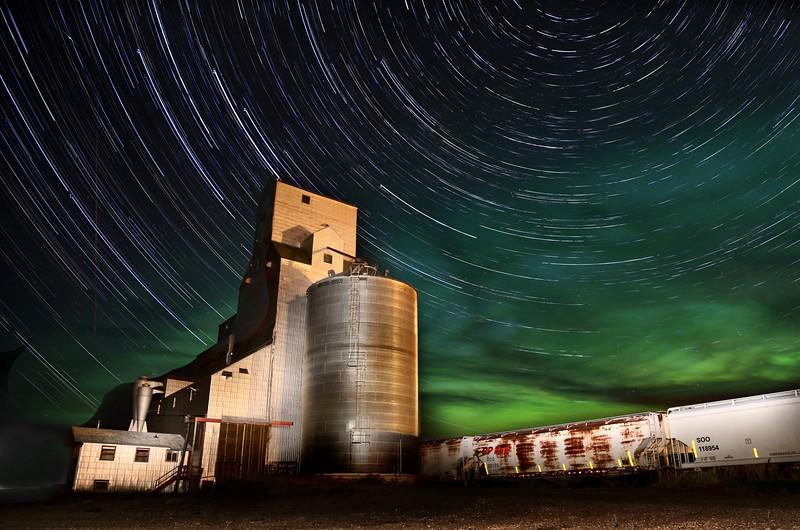 Northern Lights Aurora Borealis