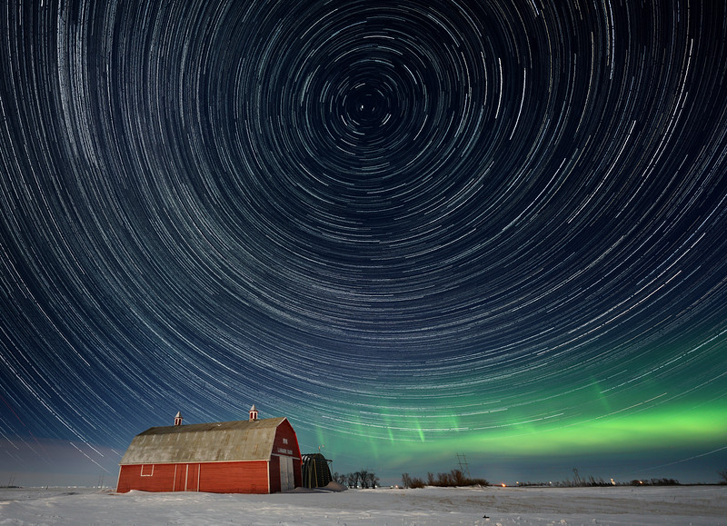 Prairie Northern Lights