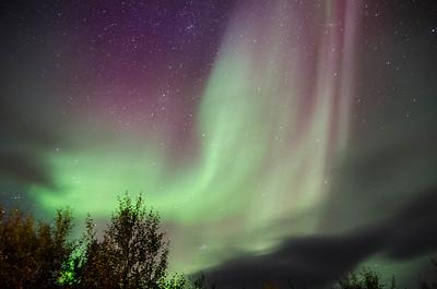 Aurora, Iceland 9-19-2015