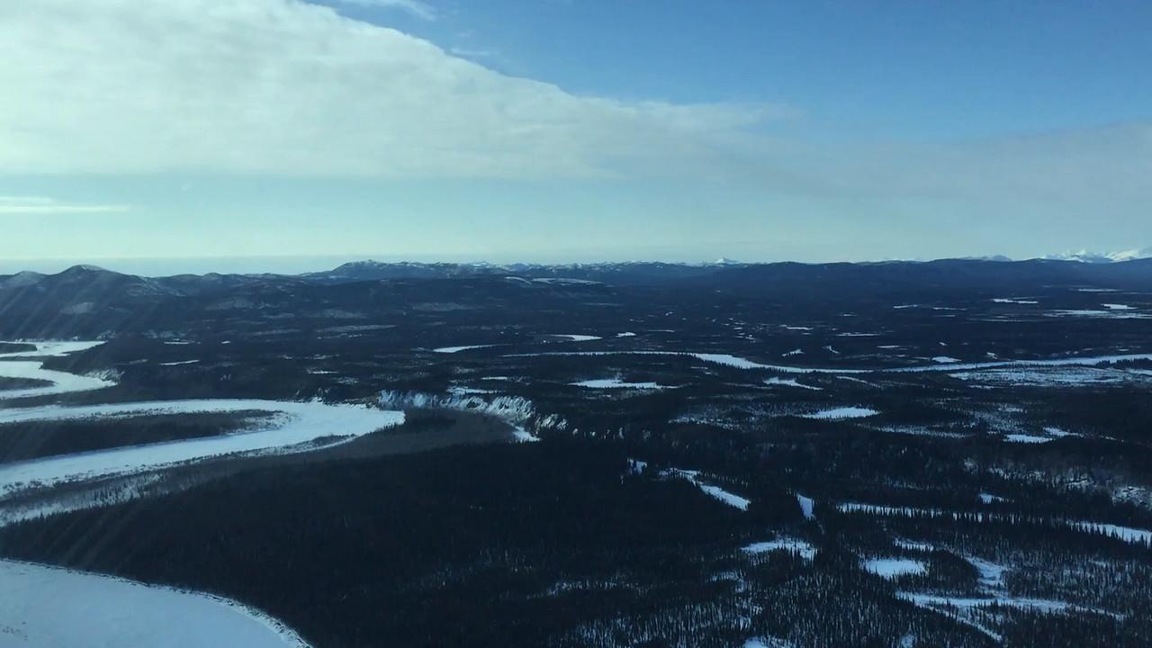 """Video: """"Yukon-Koyukuk"""" - Approaching Bettles,  Alaska"""