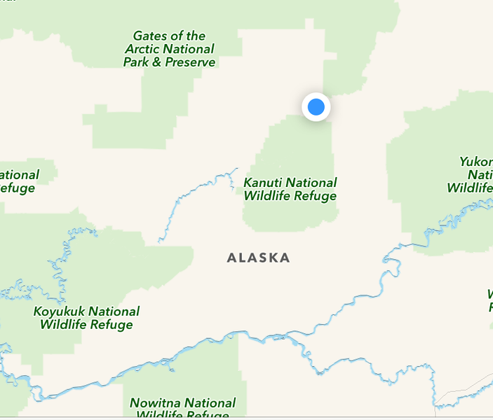 Bettles, Alaska