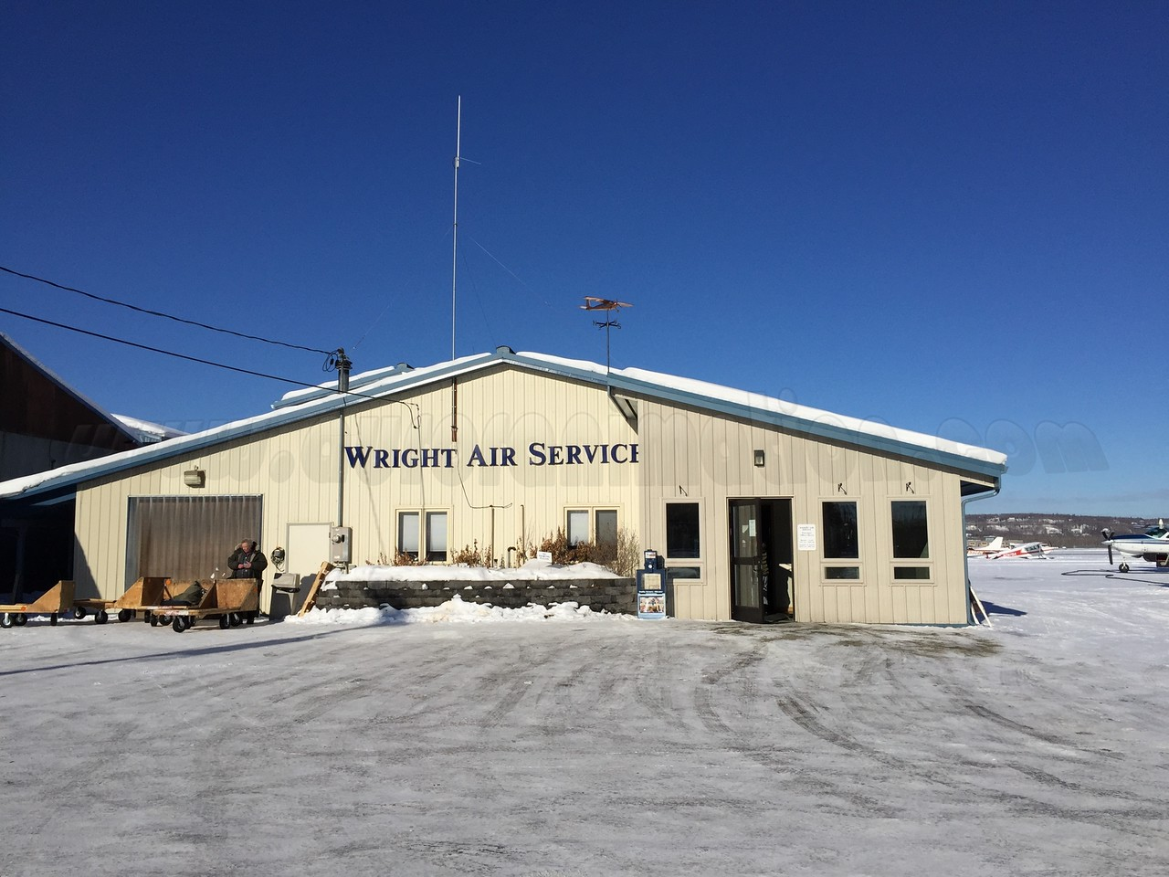 Wright Air Service at Fairbanks International Airport