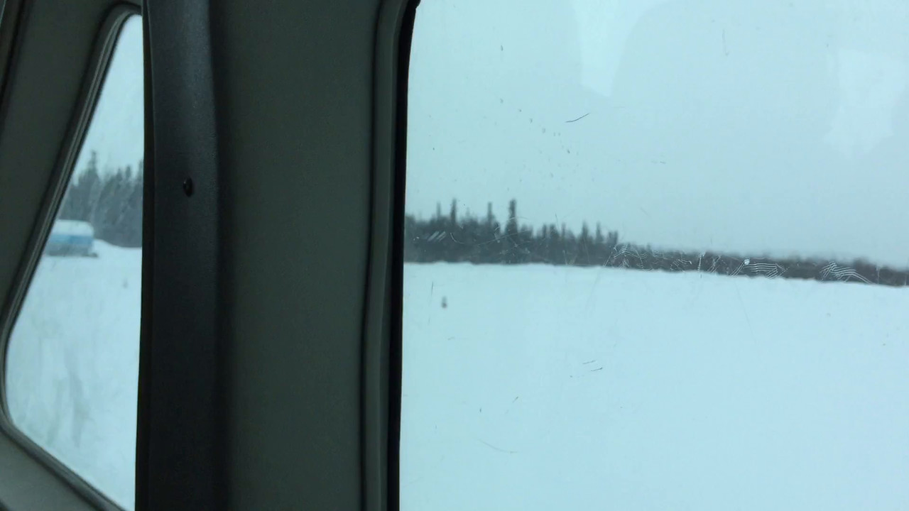 Video: Arriving in Coldfoot, Alaska
