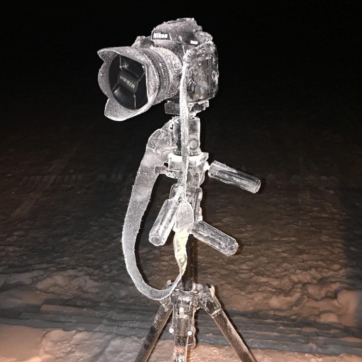 Lens warmers anyone?