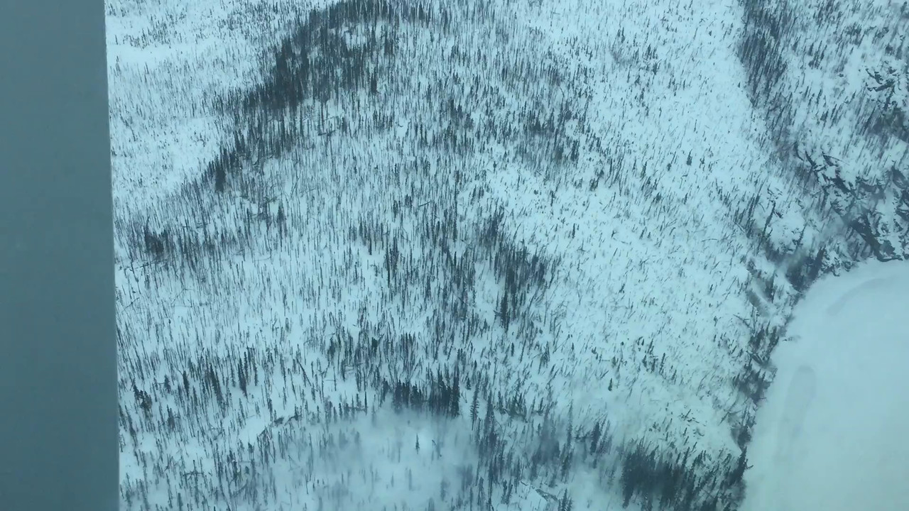 12 sec. Video: Landing in Coldfoot - Part I