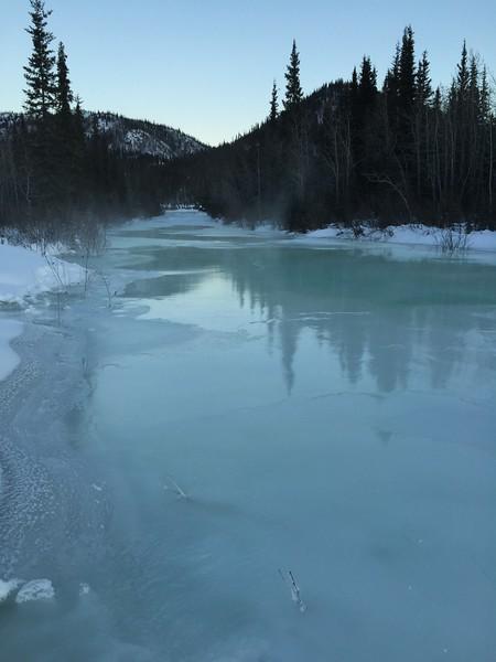 Frozen Creek?