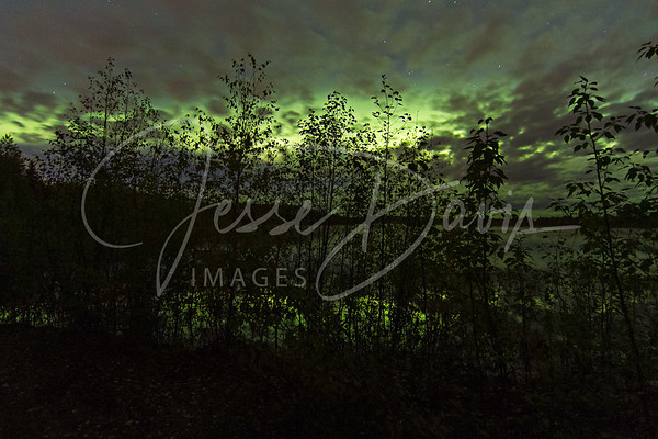 20140904--Aurora, North Pole, Alaska, Chena Lake