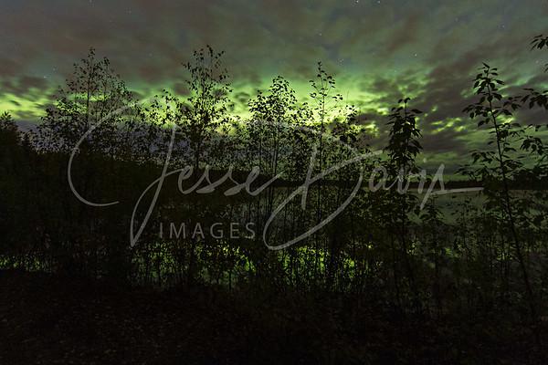 20140904--Aurora, North Pole, Alaska, Chena Lake