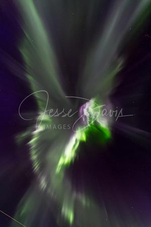 Aurora Borealis (Northern Lights)