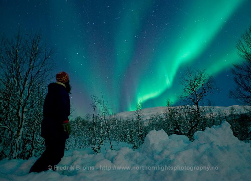 Arctic Winter, Norway