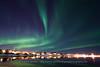 Auroras over Vesterålen, Norway