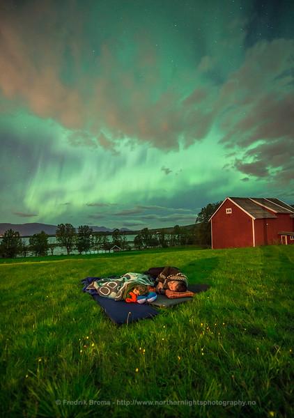 Stargazing, Northern Norway