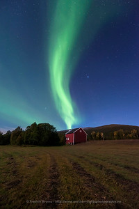 Early September Aurora