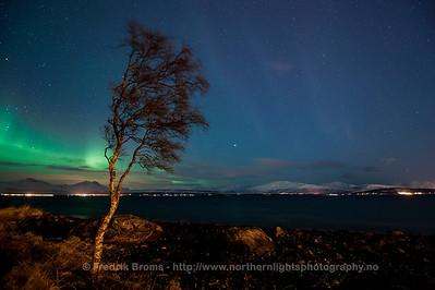 Southern Tip of Tromsø Island