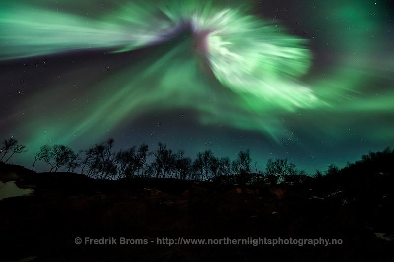 Powerful Corona, Norway