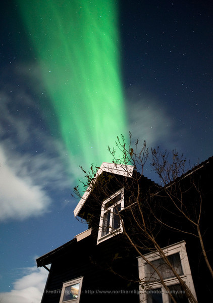 Window to the Northern Lights, Norway
