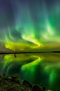 Porter Lake Aurora 2015 No 1