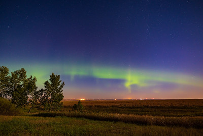Aurora from Home (August 24, 2021)
