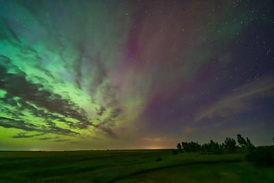 All-Sky Aurora (August 4/5, 2019)