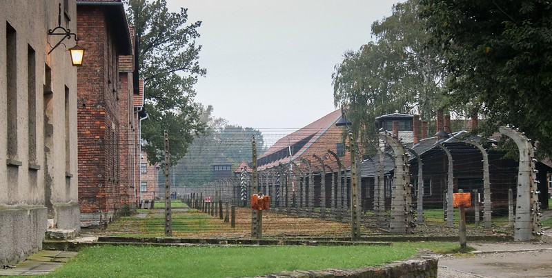 Auschwitz was lightly visited until after the fall of Communism in 1989, after which interested westerners could finally gain reasonable access.