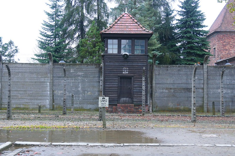 What began as abandoned barracks for the Polish Army rapidly transformed into a massive killing facility. Auschwitz-Birkinau covered 15 square miles at its largest, including factories using slave labor.