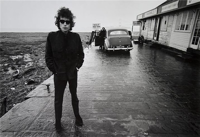 """Aust Ferry Crossing/Bob Dylan`s"""" No Direction Home"""" promo cover location setting 2014."""