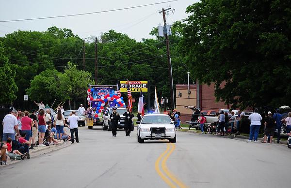 Deutschen Pfest Parade May 15, 2010