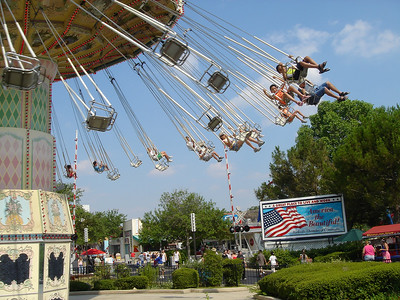 Fiesta Texas San Antonio