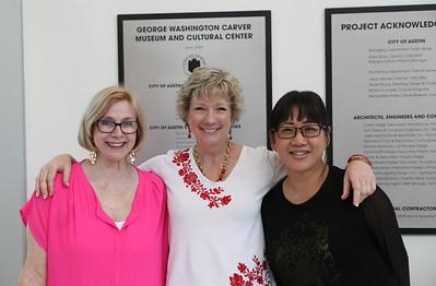 Pam Turlak, Betty England, Jane Tu James