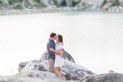 Austin & Caitlin | engagement