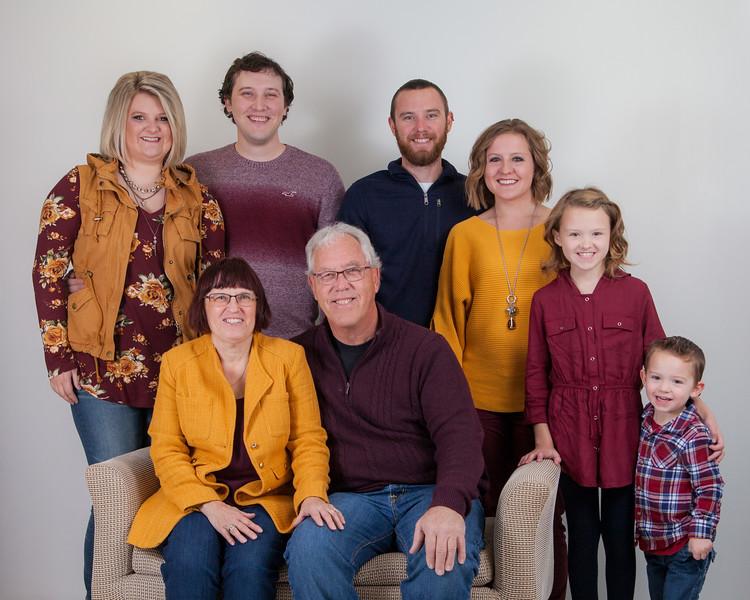 Austin Family 2017