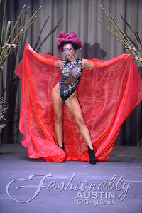 Rocky Gathercole Fashion Show