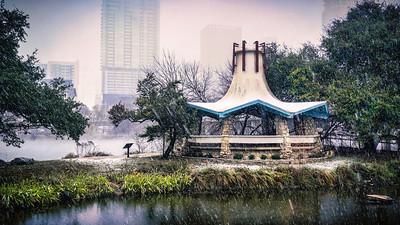 Lake Austin Pagoda
