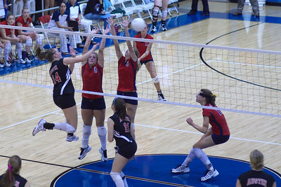 2006 AHS varsity volleyball