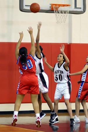 2010 AHS girls' basketball