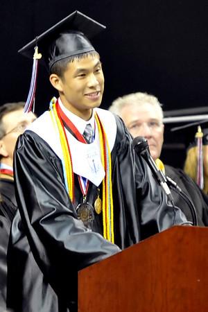 2010 Austin High School graduation & ProGrad