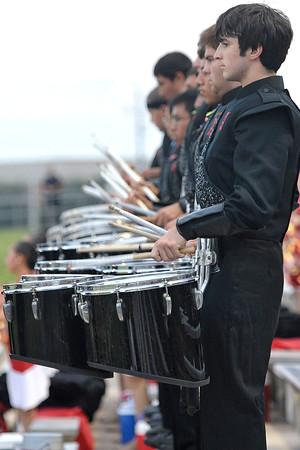 4x6 #2221 (drumline in stands)