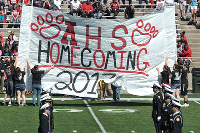 6x4 #8092 (homecoming banner)