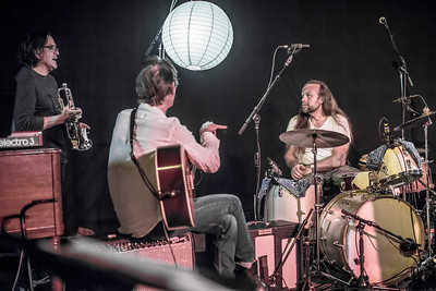 A behind the scenes look at Charlie Sexton and company rehearsing for the 2018 Austin Music Awards.