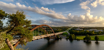 Penny Backer Bridge, Austin