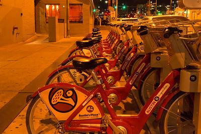 Rental Bikes