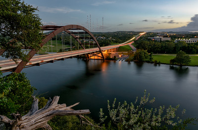Penny Backer Bridge, Austin