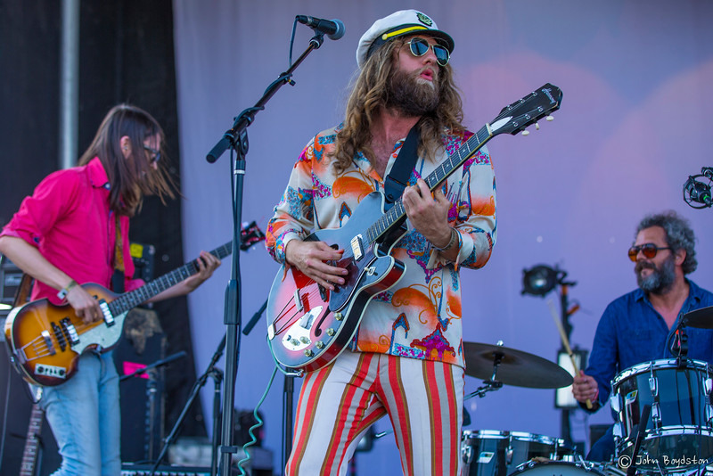 Best Leon Russell Tribute outfit of the weekend (The Blank Tapes)