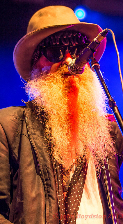 Billy Gibbons w/The Moving Sidewalks