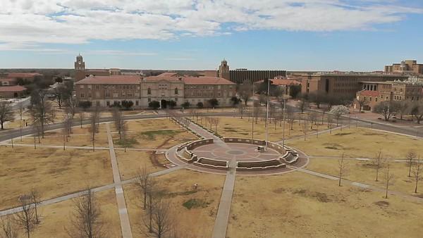 Memorial Circle Texas Tech-20