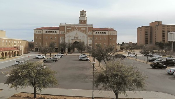 Department of English 1 Texas Tech-30