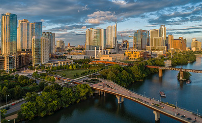 Downtown Austin Skyline 34